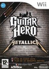 Игра Guitar Hero: Metallica для Nintendo Wii