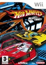 Игра Hot Wheels: Beat That для Wii