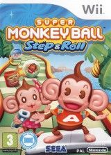 Super Monkey Ball Step and Roll (Wii)