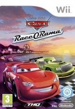 Игра Cars Race Orama для Nintendo Wii
