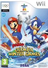 Mario and Sonic at the Olympic Winter Games (Wii)