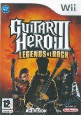 Игра Guitar Hero III Legends of Rock для Nintendo Wii