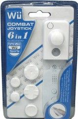 Аксессуар 6 in 1 Combat Joystick for Nintendo Wii для Nintendo Wii