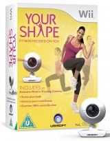 Your Shape + Камера (Wii)